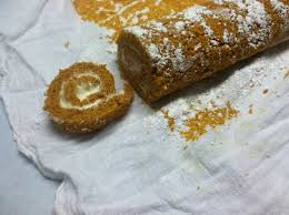 Libbys Pumpkin Roll Recipe by How To Make A Pumpkin Roll 8 Steps With Pictures