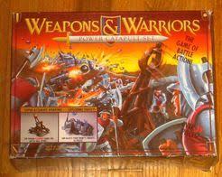 Weapons Warriors Power Catapult Set