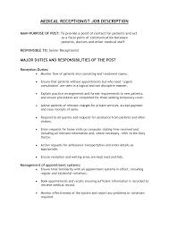 Front Desk Receptionist Resume Salon by Best Salon Receptionist Resume Images Top Resume Revision