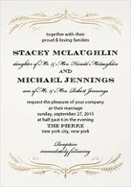 Templates Of Wedding Invitations