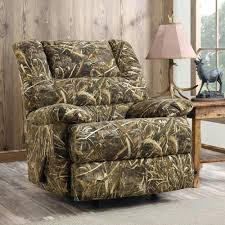 recliners charming pink camo recliner for living room design