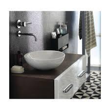 vasque ronde allia vanity à poser