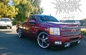Cheap Chevy Truck Rims New Chevrolet Gmc Chevy Pickup Lowered Truck ...
