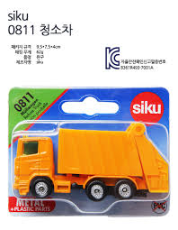 100 Cars Trucks Ebay Siku 0811 Refuse Truck Diecast Car Gift Yellow Minicar Toy