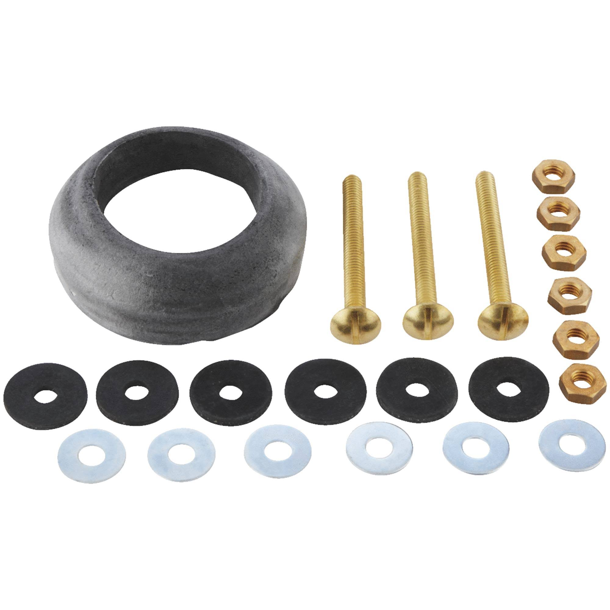 Do It Best Tank to Bowl 3 Bolt Kit - 072055