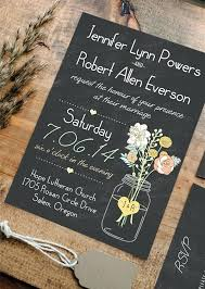 Rustic Beach Wedding Invitations Names In Hearts