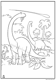 The Good Dinosaur Online Coloring Pages Printable Book For Kids 6