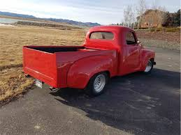 1951 Studebaker Pickup For Sale | ClassicCars.com | CC-993410 1951 Studebaker Other Models For Sale Near Cadillac Champion Starlight Coupe Truck Gateway Classic Cars 81ord Studebakerpickup Gallery Tg 06 Finish 043 Fantomworks R15 One Ton This Is Still All Busness San Francisco May 27 Stock Photo Image Royalty 1952 2r Pickup Resto Mod Pickup Sale 1192 Dyler