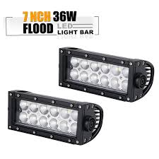 TURBOSII-7-Inch-Led-Light-Bar-Super-Bright-Led-Work-Lamps-Off-Road ... Safego 2pcs 4inch Offroad Led Light Bar 18w Led Work Lamp Spot Flood 2x 6inch 18w Flush Mount Lights Off Road Fog 40 Inch 200w Spotflood Combo 15800 Lumens Cree Sucool One Pack 4 Inch Square 48w 2014 Supercharged Black Jeep Wrangler Unlimited Sport With 52 500w Alinum For Truck 5 72w Roof Driving Vehicle Best Lovely 18 With Lite Ingrated Mount 81711 Trucklite 6x Light Bar Work Flood Offroad Ford Atv Decked Out Bugout Recoil Offgrid Eseries 30 Surface White Black Rigid Industries