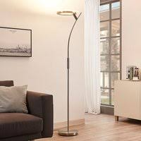 powerful led uplighter darion with dimmer
