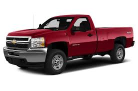 2014 Chevrolet Silverado 2500HD Specs And Prices