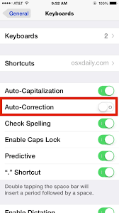 How to Disable Auto Correct on iPhone pletely