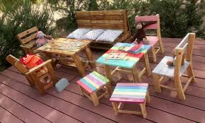 Kids Furniture Madewith Pallets