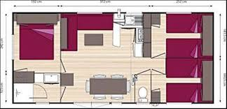 mobil home o hara 3 chambres mobile home fidji 30m 3 bedrooms 6 8 pers hire of mobile