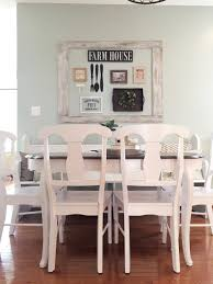 Minimalish Farmhouse Dining Table Overhaul