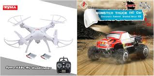 Syma X5sc Drone Rc Quadcopter And WLtoys L343 RC Monster Truck ... Fs Ep Monster Trucks Some Rc Stuff For Sale Tech Forums Redcat Trmt8e Be6s Truck Cars For Sale Hobby Remote Control Grave Digger Jam By Traxxas 115 Full Function Dragon Walmartcom Adventures Hot Wheels Savage Flux Hp On 6s Lipo Electric 1 Mini Toy Car Bigfoot Monster Truck Rc 4x4 Rock Crawler Buy Saffire 24ghz Controlled Rock Crawler Red Online At Original Foxx S911 112 Rwd High Speed Off Road Vintage Run Ford Penzzoil Jrl Toys 4 Sale Worlds Largest Backyard Track Budhatrains