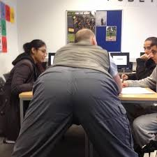 Why Cant Teachers Just Stand Up Or Squat Like A Normal Person