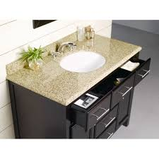 42 Inch Bathroom Vanity With Granite Top by Bathroom Mesmerizing Wayfair Bathroom Vanities For Stunning