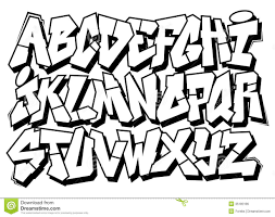 Graffiti Fonts Bubble Letters Bubble Letter Graffiti Font Graffiti
