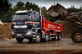 100 Daf Truck Grundy Excavations Digs In With DAF CF 8x4s News Lynch