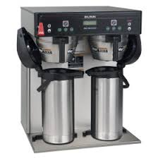 BUNNR ICB Twin Infusion Airpot Commercial Coffee Maker