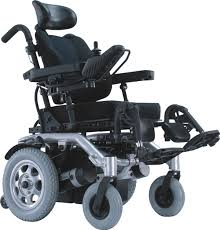 Shoprider Venice Power Chair by Pepe P17 Rear Wheel Drive Paediatric Power Wheelchair Active