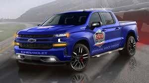 100 Car Truck The Pace Car For The 2019 Daytona 500 Is A Truck Autoweek