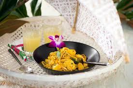 pâte de curry jaune thai kitchen