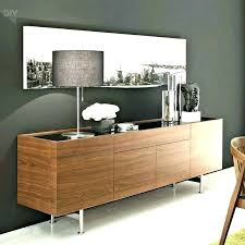 Oak Dining Room Buffet Sideboards Modern Cabinet Display New Decoration Distinctive And Inside Contemporary Buffets Idea