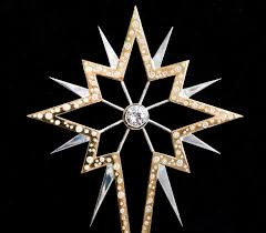 Christmas Tree Toppers Uk by World U0027s Most Expensive Christmas Tree Star For Sale At 615 000