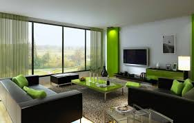 wohnidee wohnzimmer richten sie ihr wohnzimmer in grün ein