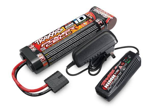 Traxxas Complete Battery Pack with Charger Rc Toys