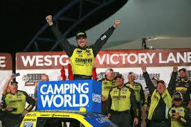 NASCAR Truck Series: Grant Enfinger Wins 2018 World Of Westgate 200