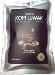 Luwakcivet Cat Coffeethe Most Delicious N Expensive Coffee In The Worldthe Indonesia Heritage It S Proccessed From Luwaks Droppings