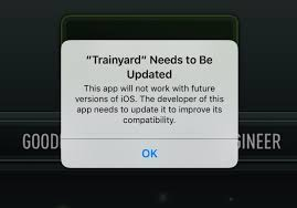 Future iOS update will shut the door on apps from the dawn of the
