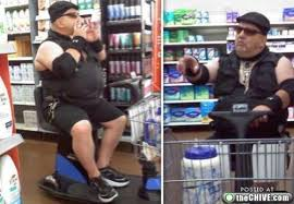 Crazy Dressers At Walmart by Funny Wal Mart Shoppers Dress Code Thechive