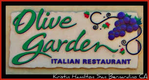 Do You Have a Favorite Restaurant How about trying Olive Garden