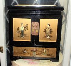 Vintage Oriental Jewelry Box Lacquer Mother Of Pearl 5 Drawers ... 6 Drawer Jewelry Armoire In Armoires Oriental Fniture Rosewood Box Reviews Wayfair Boxes Care Sears Image Gallery Japanese Jewelry Armoire Handmade Leather Armoirecabinet Distressed 25 Beautiful Black Zen Mchandiser Innerspace Deluxe Designer With Decorative Mirror Amazoncom Exp 11inch 3drawer Chinese Vintage Lacquer Mother Of Pearl 5 Drawers Oriental Description Extra Tall 38 Best Asian Style Images On Pinterest Style Buddha