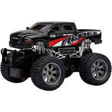 New Bright RC Monstertruck RAM Rebel Online Kaufen | OTTO New Bright Rc Radio Control Monster Jam Truck Mutt Amazoncom Ff Bursts Grave Digger 115 Full Function Dragon Green 61030dr 114 Silverado Walmart Canada Buy Zombie 2015 Bright Rc Monster Truck Remote Toys Compare Prices 4x4 Mini Car 16 Vw Transformed To Rcu Forums Goes Brushless With The Frenzy Newb 18 Scale 4 X Mega Blast Red Black Chrome Commercial 2016 96v 110