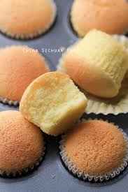 Chinese Egg Cake Old Style Baked Version
