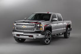 100 Concept Trucks 2014 Chevys Silverado Toughnology Sounds Lame Looks