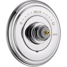 delta faucet t14097 lhp cassidy polished chrome one handle valve