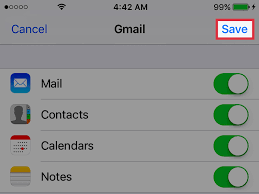 How to Add Notes from an Email Account to an iPhone 13 Steps