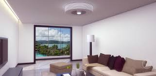 Exhale Ceiling Fan With Light by Interior Bladeless Ceiling Fan Foralepurifanalebladeless With