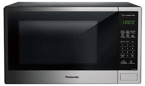 Countertop Built In Microwave