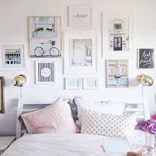 Above Bed Decor Best Home Images On Pinterest Room