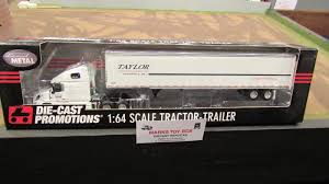 100 Taylor Truck Line DCP 32063 Taylor S Volvo VNL 670 W53 Utility Van