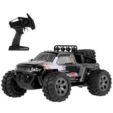 100 Rc Pickup Truck KY1886A 24GHz 118 2WD Big Wheel RC Car OffRoad Buggy