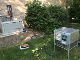 Generac Portable Generator Shed by Load Bank Exercise 22 Kw Ziller Electric Inc Interactive