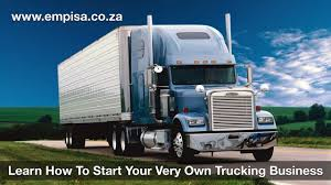100 How To Start Your Own Trucking Business Learn Very YouTube